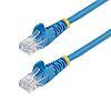 Startech Blue PVC Cat5e Cable UTP, 2m Male