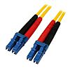 Startech Single Mode Fibre Optic Cable LC to