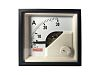 RS PRO Analogue Panel Ammeter 30 (Input, Scale)A