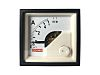 RS PRO Analogue Panel Ammeter 10 (Input, Scale)A