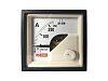 RS PRO Analogue Panel Ammeter 10 (Input) A,