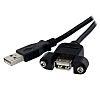 Startech Male USB A to Female USB A