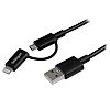 Startech Male USB A to Male USB Micro