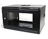 6U 19in Wallmount Server Rack Cabinet wi