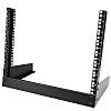 8U Desktop Rack - 2-Post Open Frame Rack