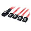 Startech 1m SFF-8087 (36 Pin, Internal Mini-SAS) Latching