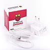 Raspberry Pi Raspberry Pi Power Supply, USB Type C with EU Plug Type, 1.5m