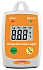 Registrador de datos de Temperatura Sefram Log 1601, calibrado UKAS con alarma, display LCD, interfaz USB