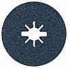 Bosch Sanding Disc, 115mm, P36 Grit