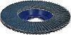 Bosch X-Lock Zirconia Aluminium Flap Disc, 125mm, P40
