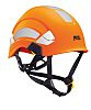 Petzl Vertex Adjustable Orange Hard Hat with Chin