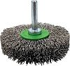S/STEEL WIRE CIRCULAR BRUSH,70MM DIA
