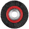 RS PRO Steel Bevelled Abrasive Brush, 100mm Diameter