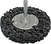 RS PRO Circular Abrasive Brush, 100mm Diameter