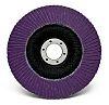 3M Zirconia Aluminium Flap Disc, 125mm, Fine Grade,