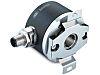 Absolute magnetic encoder SSI shaft 10mm