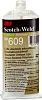 3M Scotch-Weld DP-609 Liquid Polyurethane Glue, 48 ml