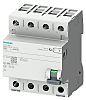 Siemens 3P+N Pole Type B Residual Current Circuit