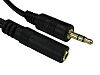 RS PRO 5m Male to Female Audio Cable