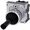 Siemens, Joystick Switch Round, IP65, IP67 Rated