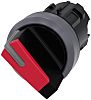 SIRIUS ACT Selector Switch Head - 2 Position,