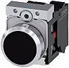 Siemens, SIRIUS ACT Black Flat Push Button Complete