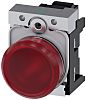 Siemens, SIRIUS ACT, front panel mounting Red LED