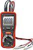 Multimètre numérique DT-5302 RS PRO, 1000V c.a. 400mA c.a., Etalonné RS
