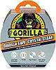GORILLA GLUE EUROPE LTD Clear Duct Tape, 8.2m