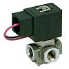 SMC Solenoid Valve VX3114-01-5DO1-B, 3 port , 24