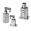 SMC Clamping Actuator MKB20-10LZ