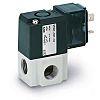 SMC 3/2 Pneumatic Solenoid/Pilot-Operated Control Valve Solenoid