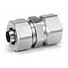 SMC Tube-to-Tube Pneumatic Fitting Push In 4 mm