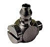 SMC Threaded-to-Tube Pneumatic Elbow Threaded-to-Tube Adapter M3
