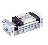 SMC Slide Unit Actuator Double Action, 10mm Bore,