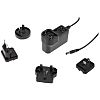 Mean Well, 6W AC DC Adapter 15V dc,