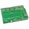 Blank Arduino shield,EA DOGM081,162,163