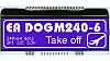 Electronic Assembly EA DOGM240B-6 EA DOG LCD Display,