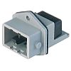 Lumberg Automation, ST IP54 Grey Front Mount 5+PE