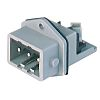 Lumberg Automation, ST IP54 Grey Front Mount 3+PE