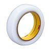 3M SJ3526 White Hook & Loop Tape, 25