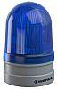 Werma EvoSIGNAL Midi Blue LED Beacon, 115-230 V,
