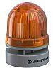 Werma EvoSIGNAL Mini Sounder Beacon Yellow LED, 24