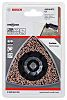 Bosch Carbide Sanding Disc, 90mm, Coarse Grade, 20