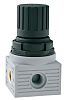 RS PRO Pneumatic Regulator 600NL/min G 1/4