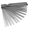 RS PRO Steel Feeler Gauge, 13 Blades With