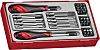 Teng Tools Bits driver set 38 Pieces, Hexagon,