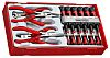 Teng Tools 16 Piece Automotive Tool Kit with
