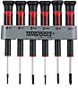 Teng Tools Screwdriver Set 6 Piece
