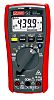 Multimetr cyfrowy RS PRO Cyfrowe 400mA ac 1000V ac Bluetooth ISOCAL
